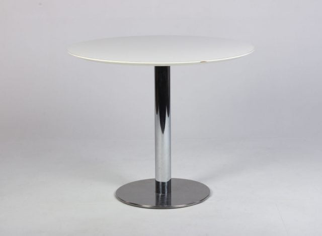 Mødebord ø90 cm.