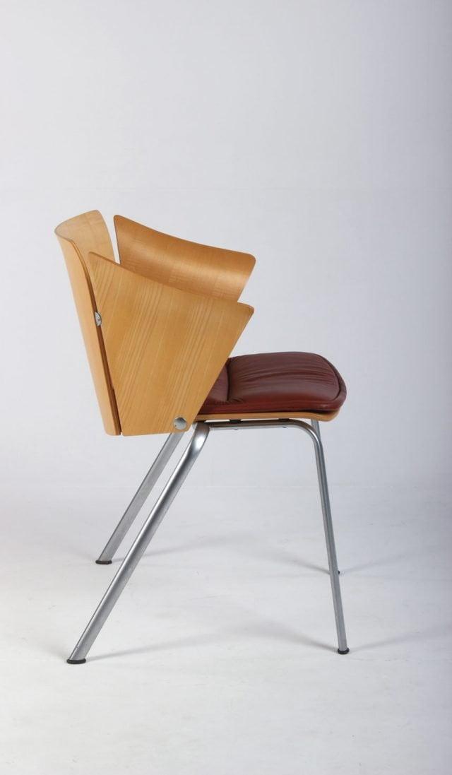 Vico Magistretti / Fritz Hansen stol