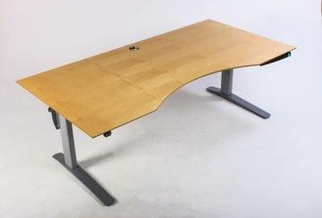 Hæve sænkebord 200 cm