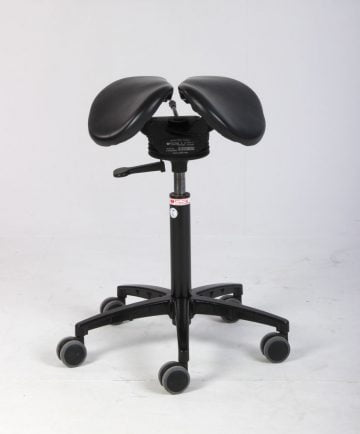 Salli Swing Fit sadel stol