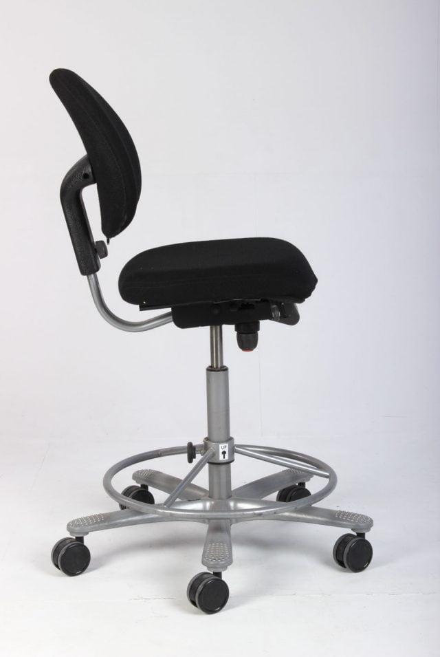 Håg Credo kontorstol med fodhviler