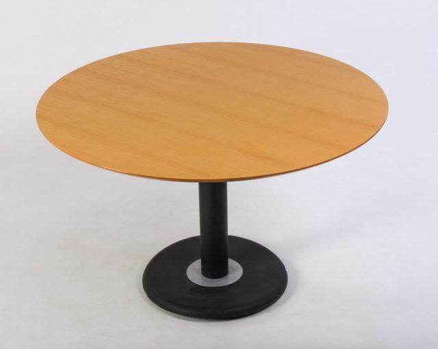 Rund mødebord Ø120
