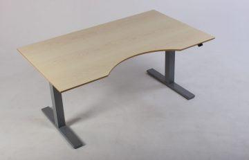 hæve sænkebord mavebue