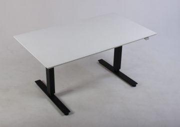 Hvidt EFG hæve sænkebord