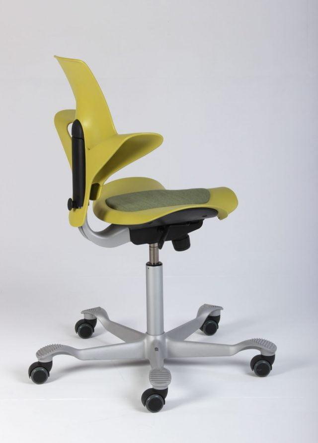 Håg Capisco 8010 kontorstol i olivengrøn