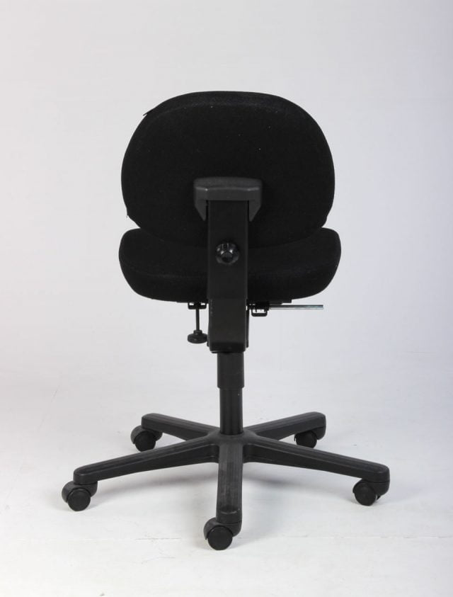 Savo kontorstol i sort