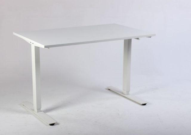 IKEA SKARSTA manuelt hæve sænkebord