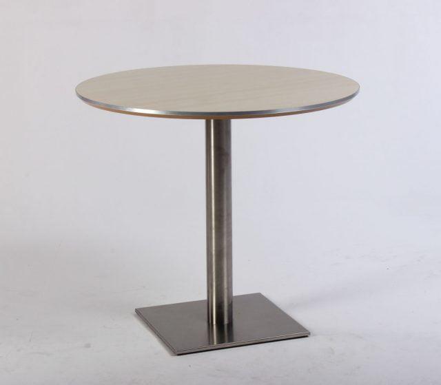 Rundt mødebord Ø80 cm.