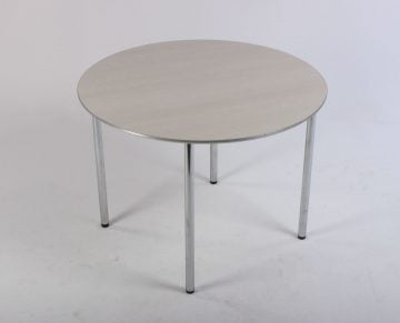 Mødebord på Ø100 cm.