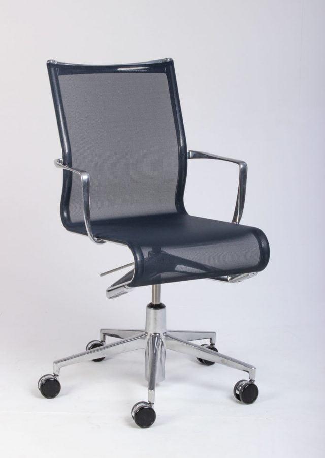 Alias Rolling frame mørkeblå stol