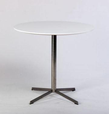 Hvidt cafebord