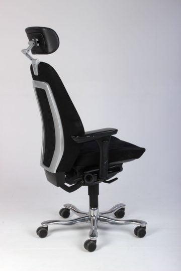 Kinnarps 9000 kontorstol i sort