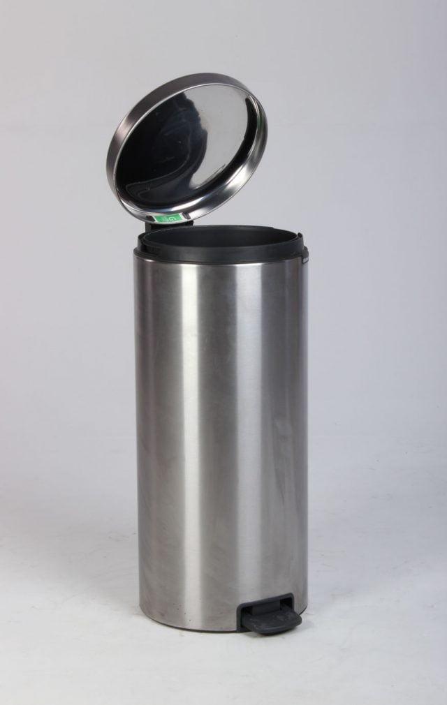 Pedalspand 30 liter