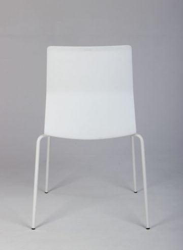Kinnarps Monroe hvid stol