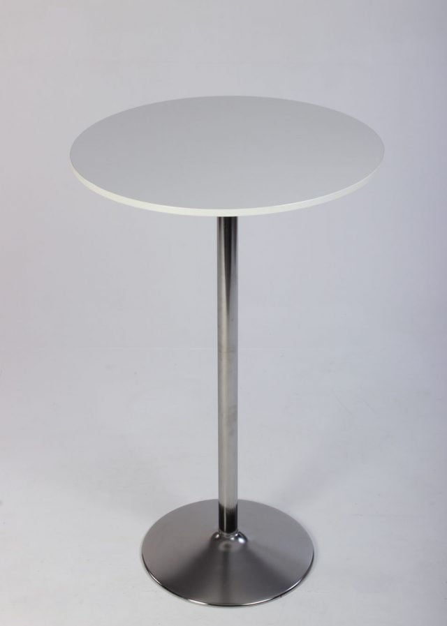 Kinnarps cafebord hvid