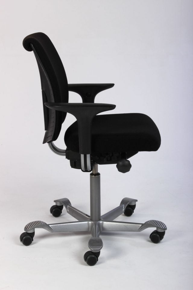 Håg 05 5300 sort kontorstol