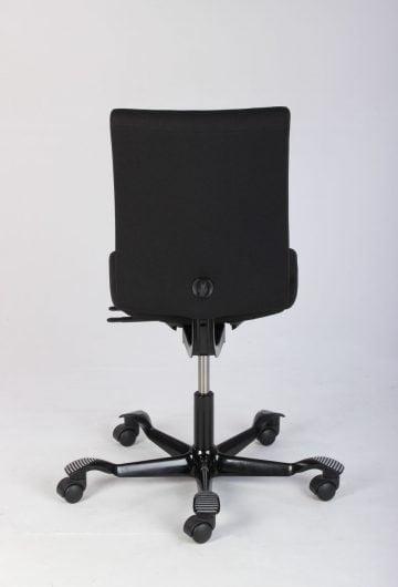 Håg H04 sort kontorstol