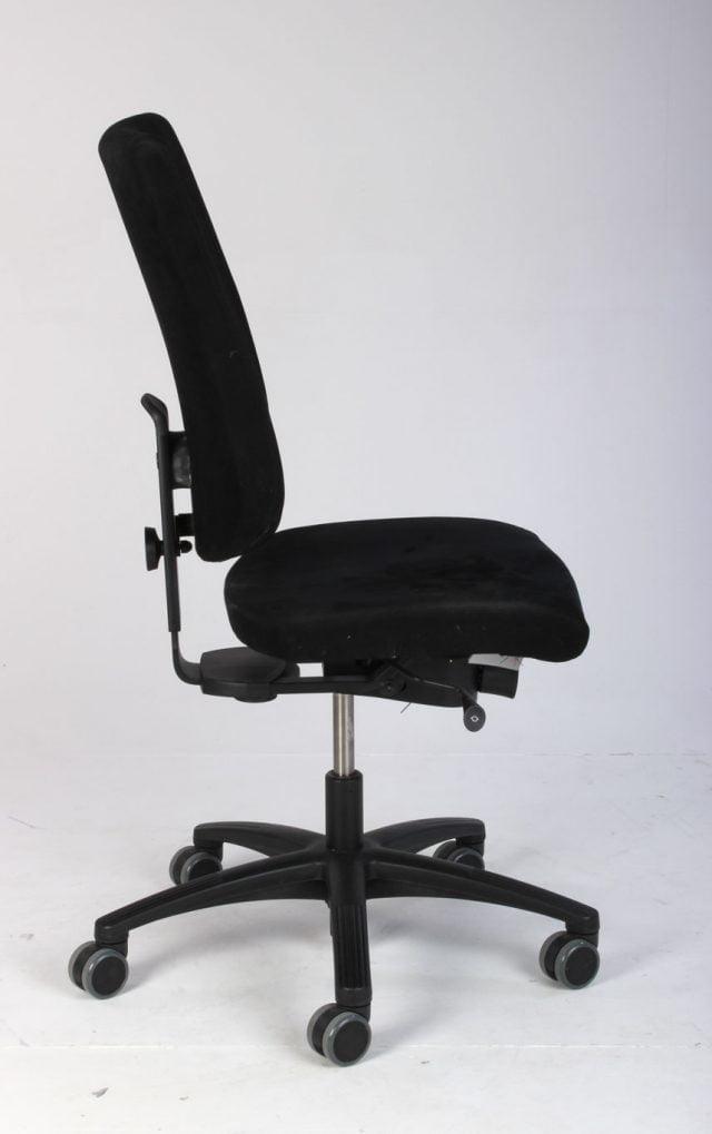 RBM 600 kontorstol med høj ryg