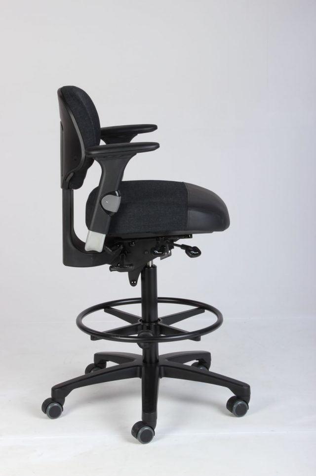Høj kontorstol