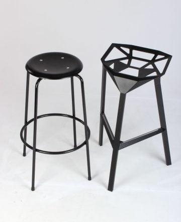 Blandede barstole