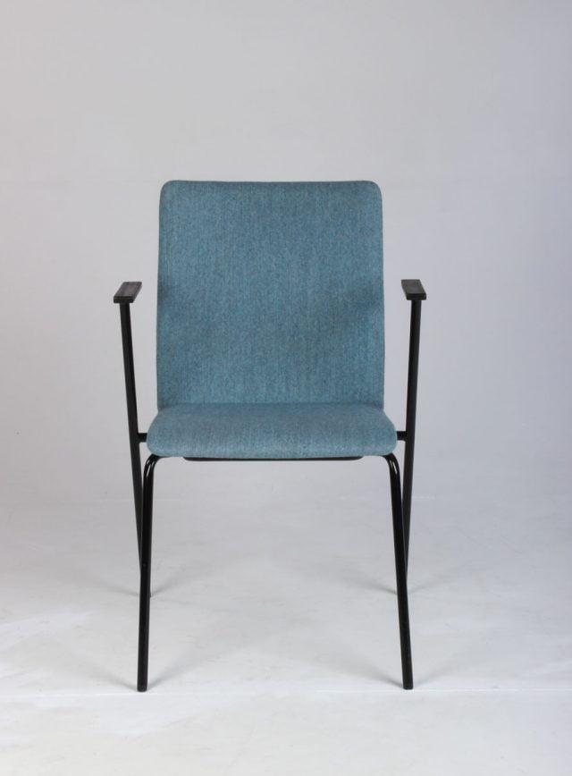 stol stables blå