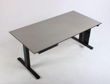 Hæve sænkebord med PC holder