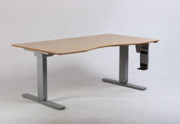 Hæve sænkebord bøg