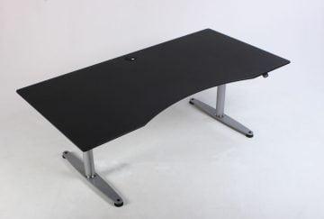Hæve sænkebord sort