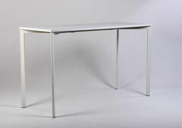 Højbord hvid