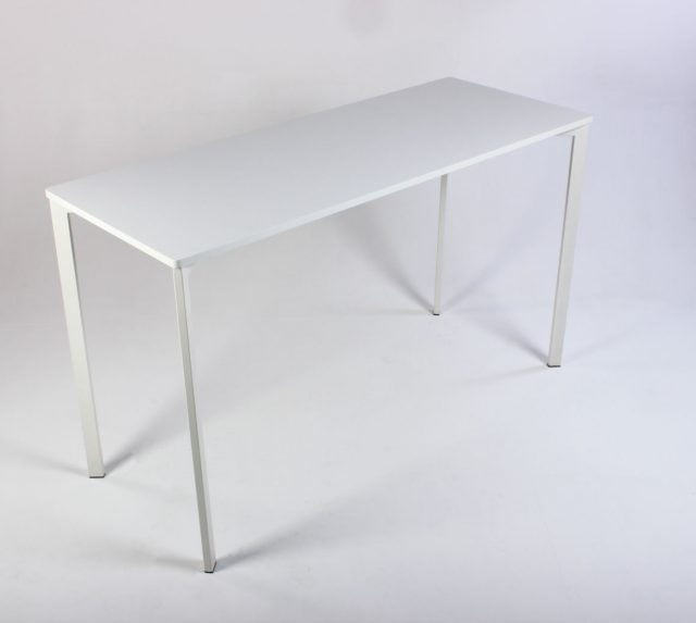 Hvidt bord