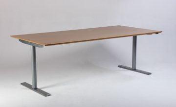 Stort hæve sænkebord