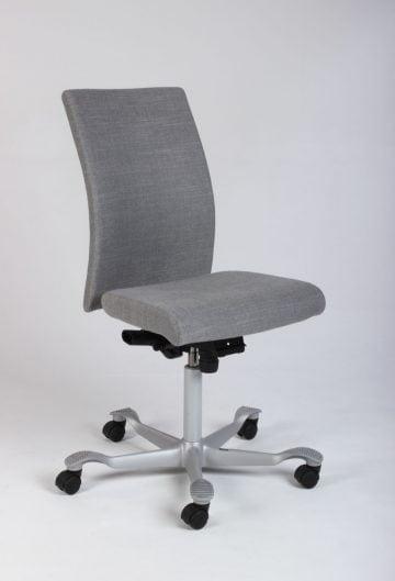 grå kontorstol