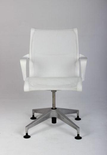 Hvid stol
