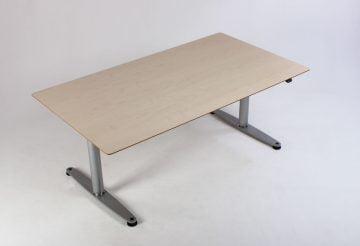 Hæve sænkebord ahorn