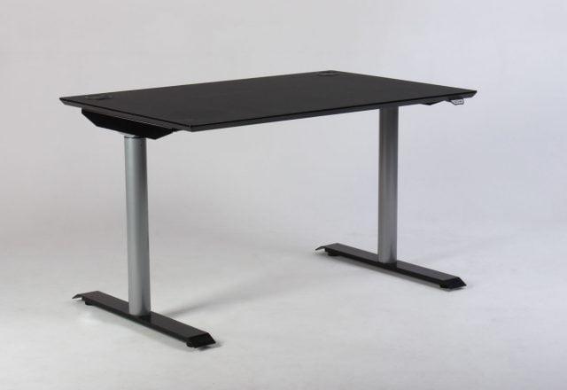 Sort Dencon hæve sænkebord